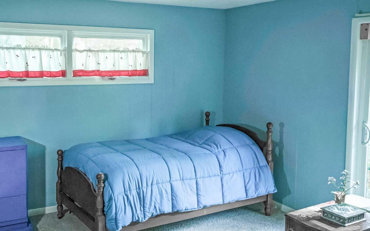 Kalamazoo RiverRun Bedroom