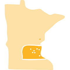 greater MN hover frame metro selected Minnesota