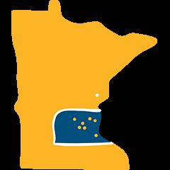 greater MN selected frame Minnesota