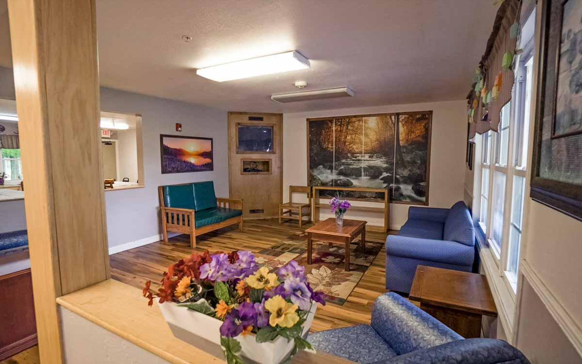 Bangor Wavecrest Living Room