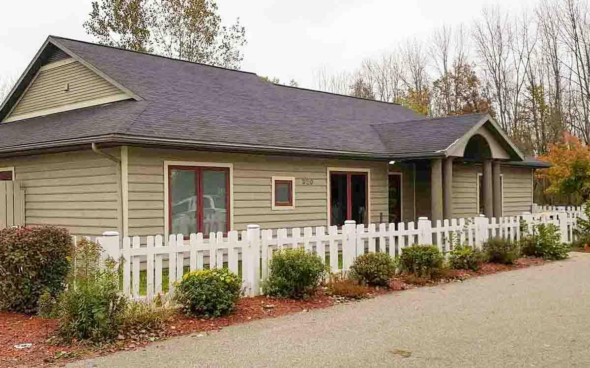 Coopersville Home