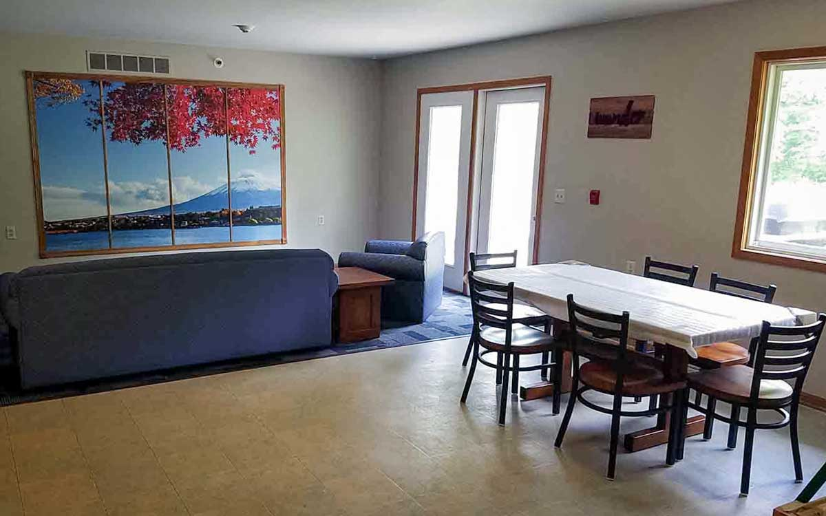 Dilley Dining Room