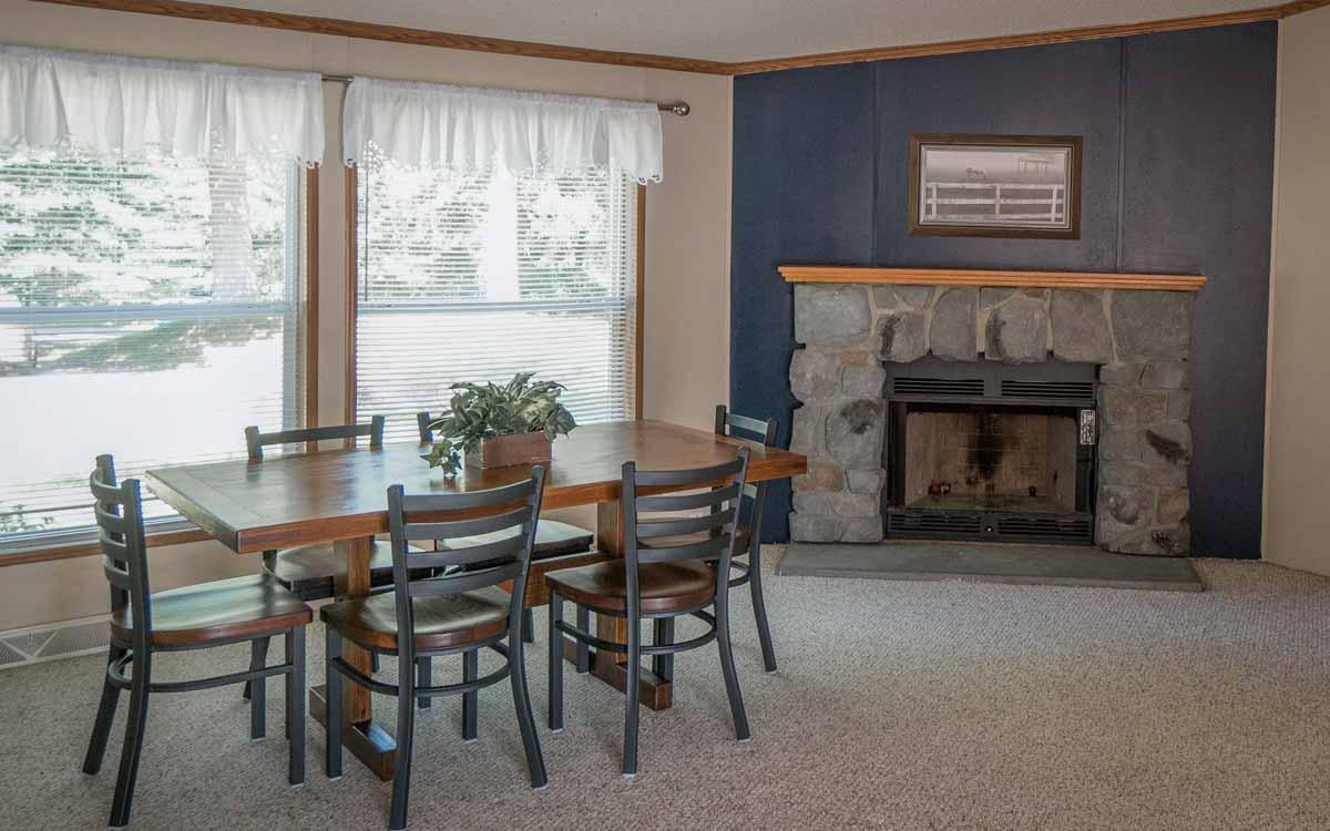 Dowagiac RedMill Dining Room