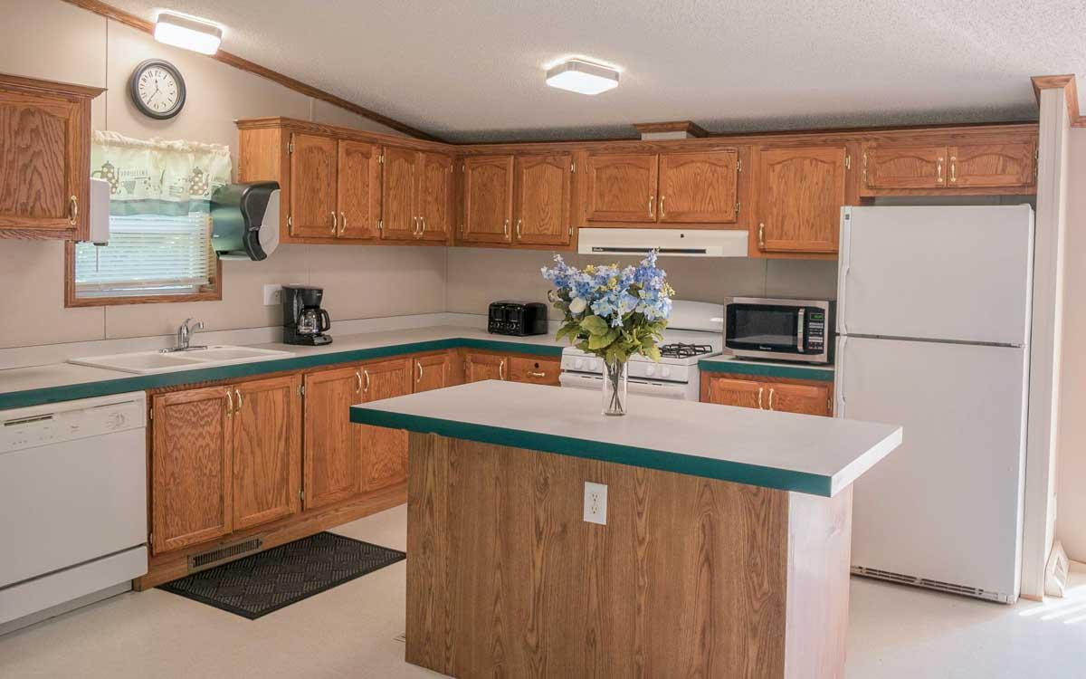 Dowagiac RedMill Kitchen