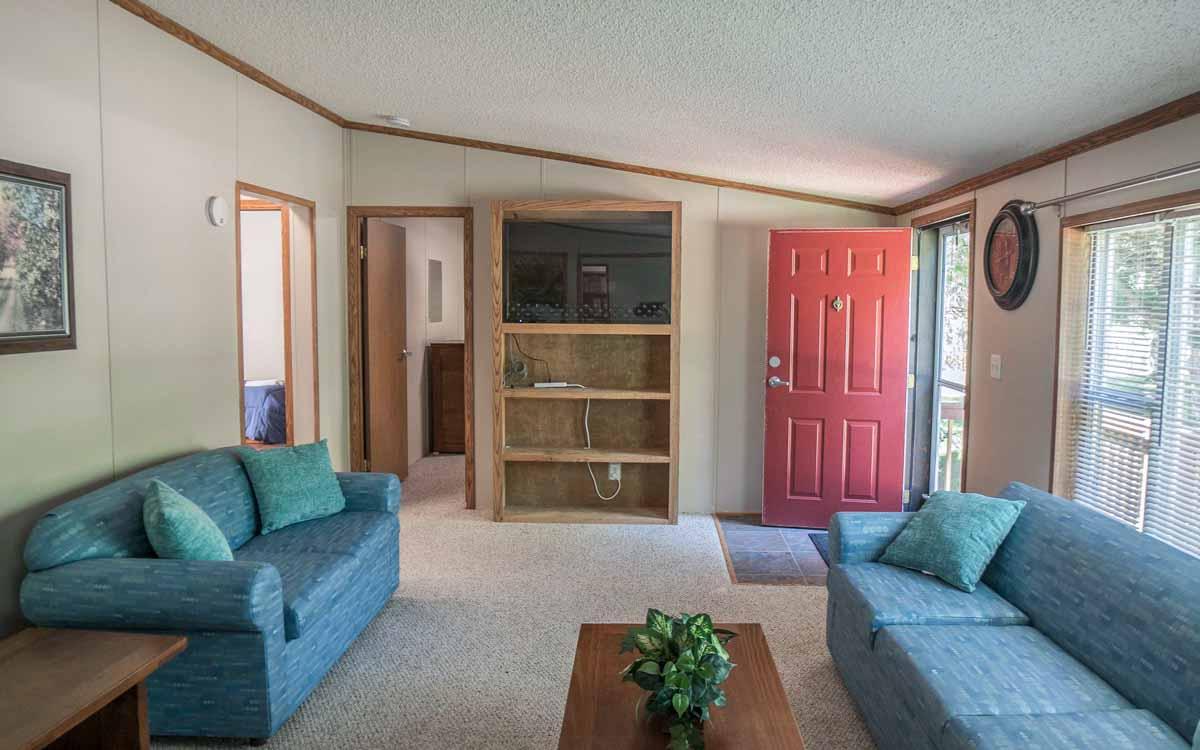 Dowagiac RedMill Living Room