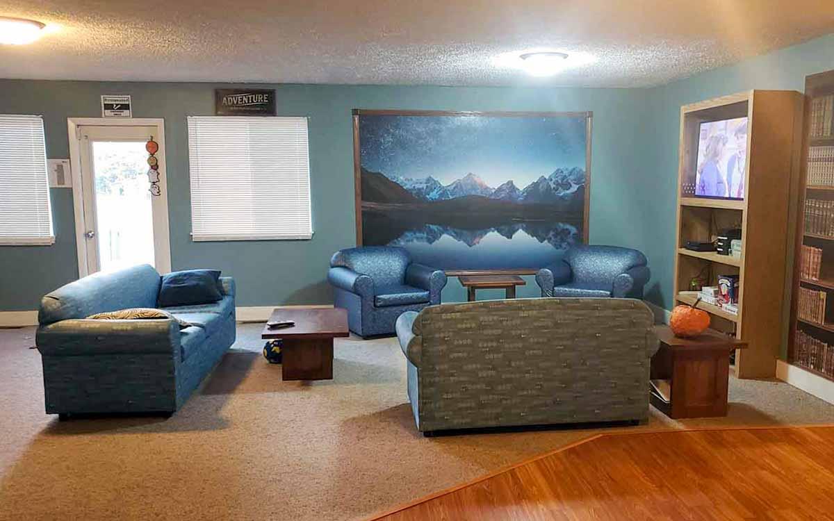 Coster Fife-Lake Living Room
