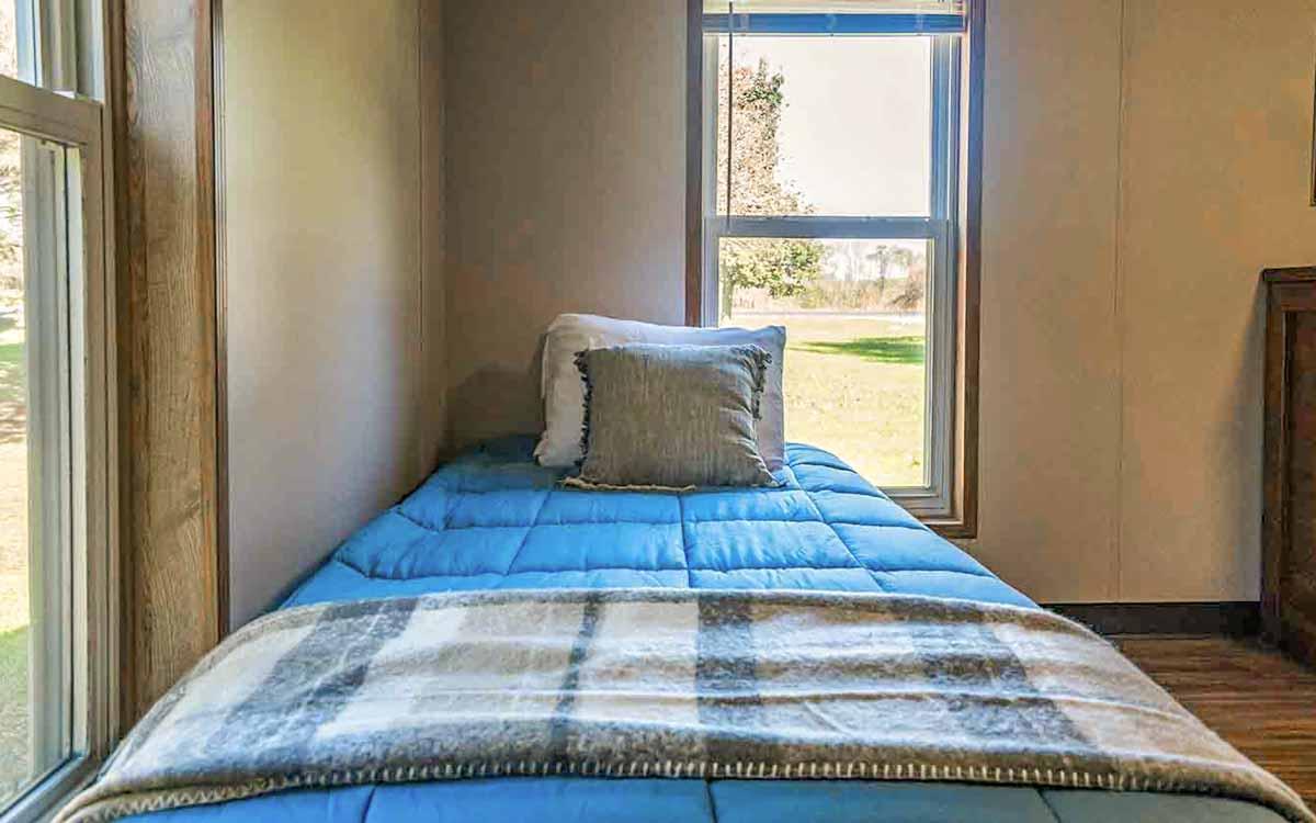 Galesburg Bedroom
