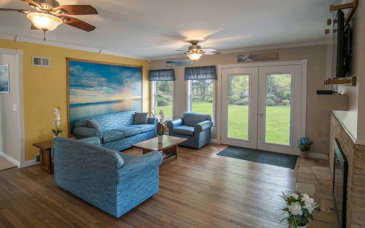 Kalamazoo Living Room