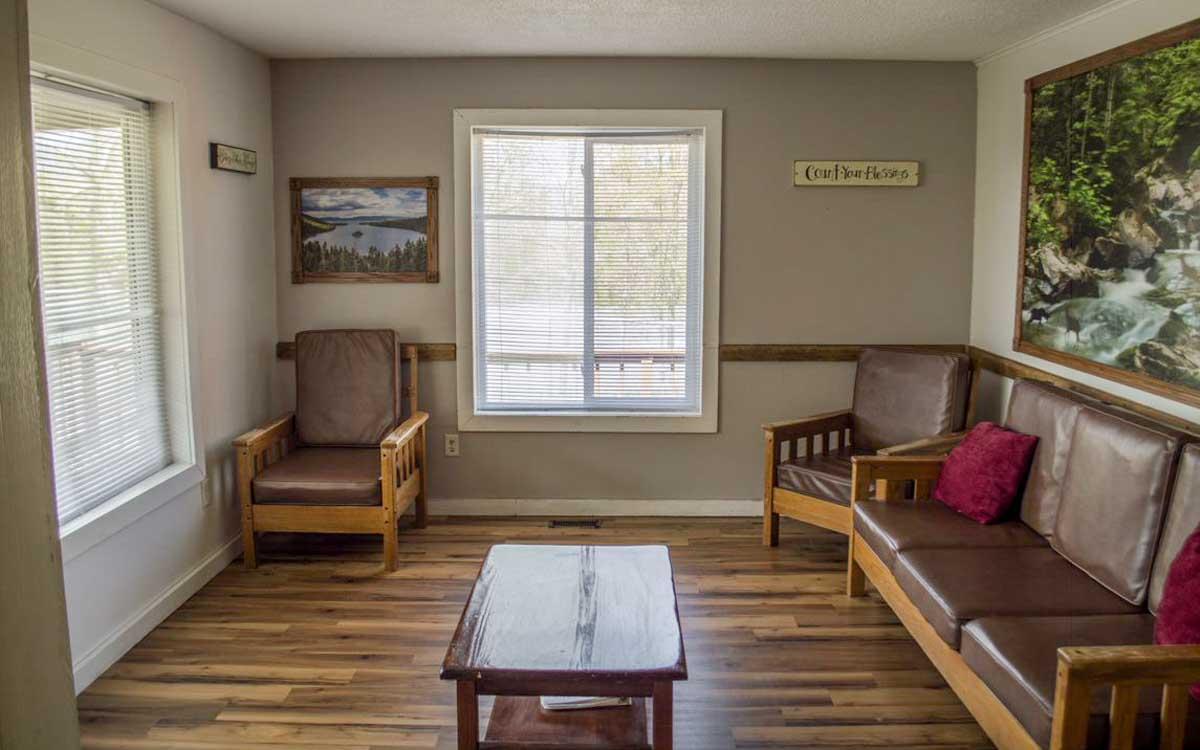 Lawrence Highland Living Room