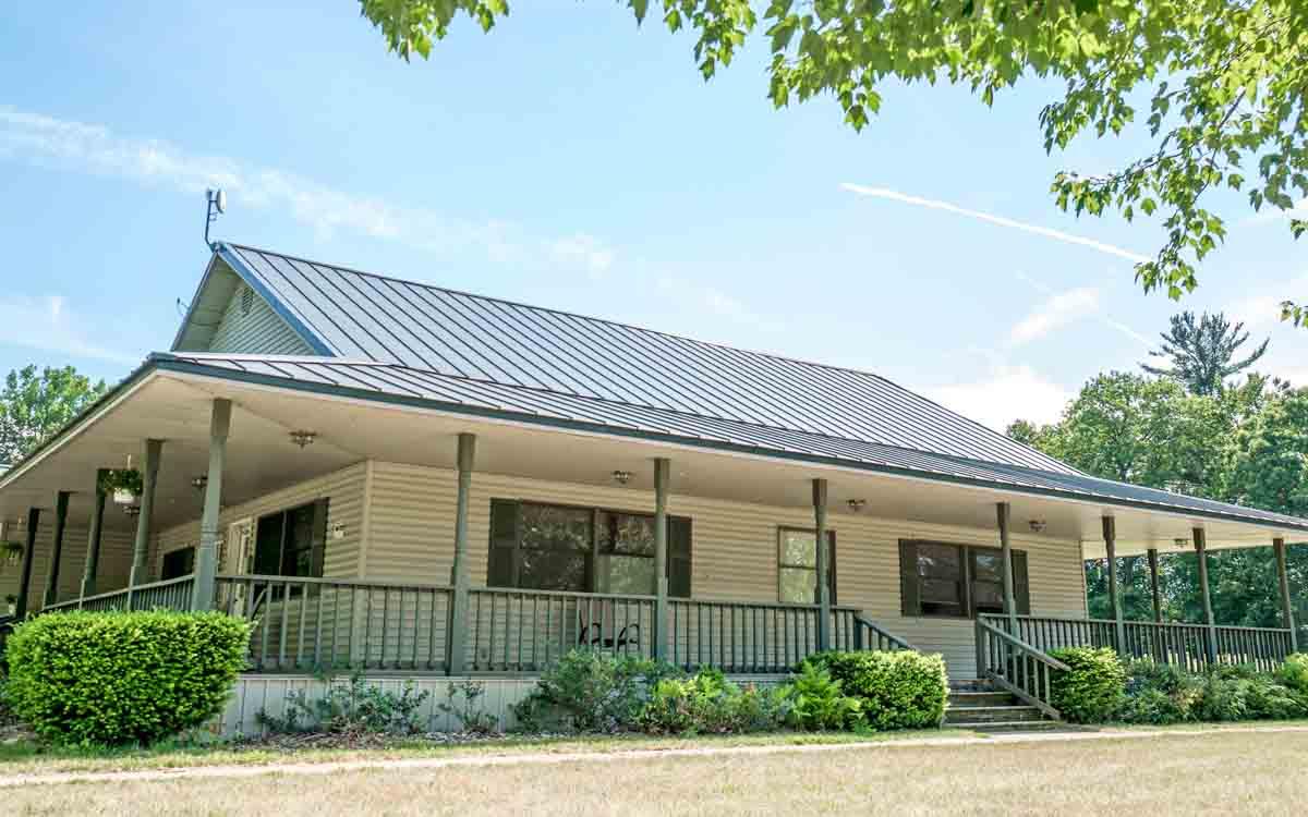 Lodge Stanton Home