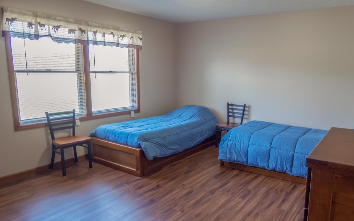 Ypsilanti two bed bedroom