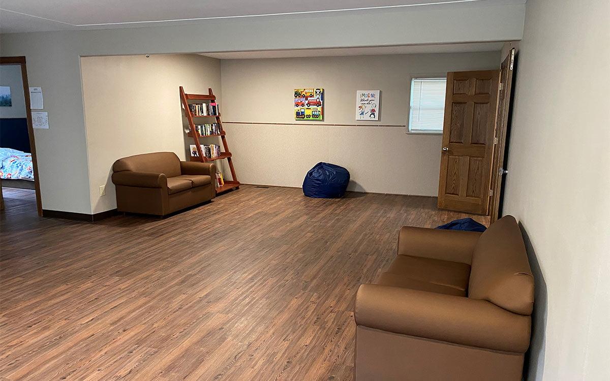 Sandhurst Living Room